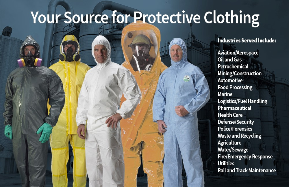Disposable & Chemical Protective Clothing Guide