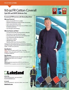 C081 and C081RT Coverall Data Sheet pdf